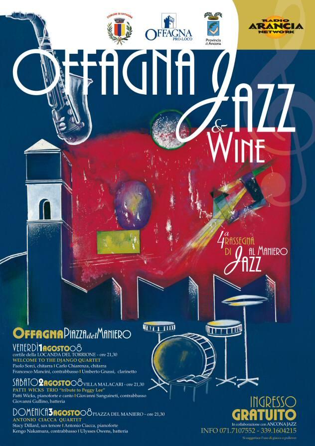 OFFAGNA - Jazz al Maniero - 4^ edizione