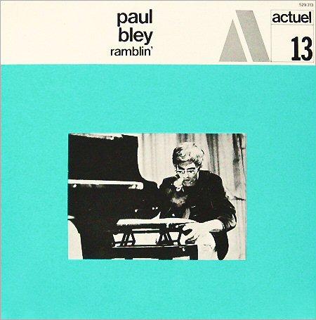 Paul Bley Trio - Paul Bley Trio